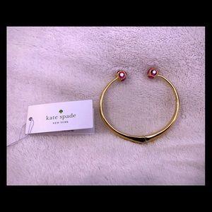 NWT 🔥♠️ Kate Spade ♠️ cuff bracelet
